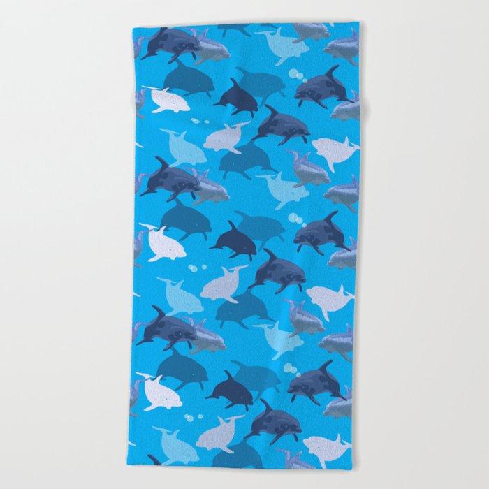Aquaflage Beach Towel