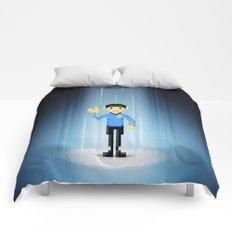 One Last Beam Up... Comforters