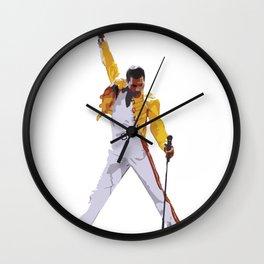 Queen Mercury Wall Clock