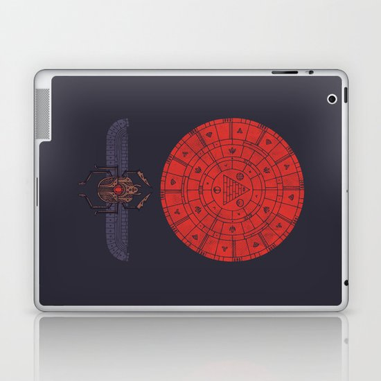 Sacred Sun Laptop & iPad Skin