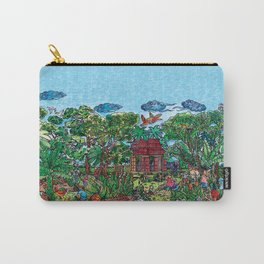 Memories of old childhood days Carry-All Pouch