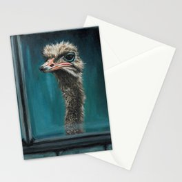 Get Off My Lawn Stationery Cards