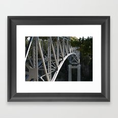 Tressel 3 Framed Art Print