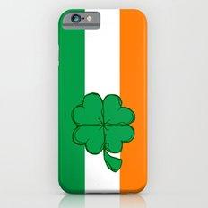Kiss Me I'm Irish iPhone 6s Slim Case