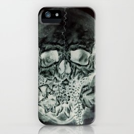 Negative iPhone Case