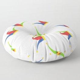Fool's hats Floor Pillow