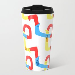 Hamster tube fun time Travel Mug