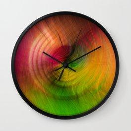 aspiciens in medio Wall Clock