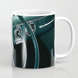 Vintage 1955 Fairlane Steering Wheel Coffee Mug