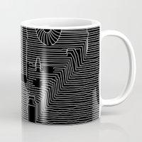 millenium falcon Mugs featuring Millenium division by BomDesignz