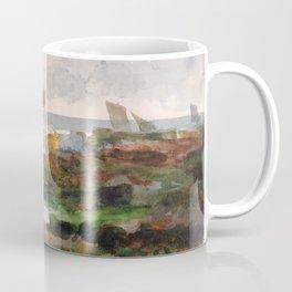The Mussel Gatherers - Digital Remastered Edition Coffee Mug