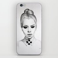 mod iPhone & iPod Skins featuring mod  by Anna Gibson