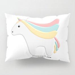 Cute kawaii Unicorn Pillow Sham