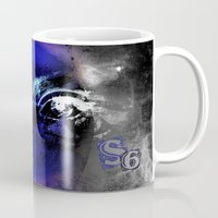 universe Mugs featuring universe by Laake-Photos