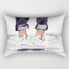 Converse Rectangular Pillow