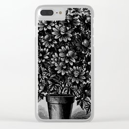 Treasure Vine 1900 Clear iPhone Case