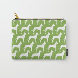 Great Dane Silhouette(s) Carry-All Pouch