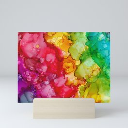 Rainbow I Mini Art Print