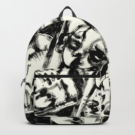 Lonesome Saint Backpack