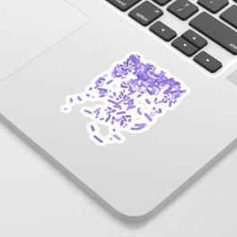Sprinkle Utra Violet Sticker