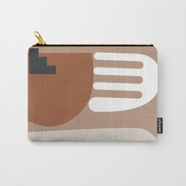 Shape study #10 - Stackable Collection Carry-All Pouch