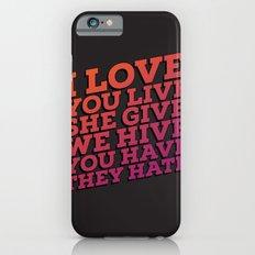 The sad truth Slim Case iPhone 6s