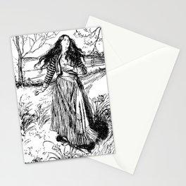 Rubaiyat of Omar Khayyam Stationery Cards