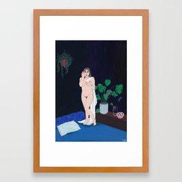 Denise Framed Art Print