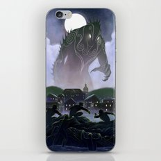 Devil's Reef iPhone & iPod Skin
