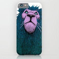 Lion Bust iPhone 6s Slim Case