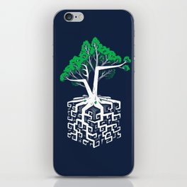 Cube Root iPhone Skin