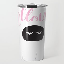 halloween rosa Travel Mug