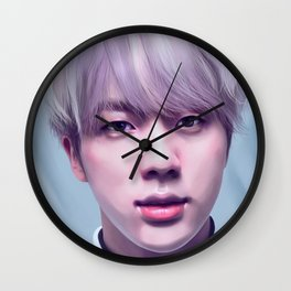 JIN BTS Wall Clock