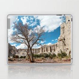 plaza blanca Laptop & iPad Skin