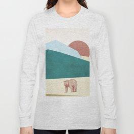 Roar Bear Long Sleeve T-shirt
