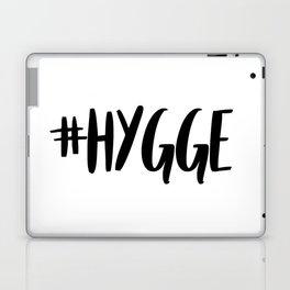 Hashtag hygge Laptop & iPad Skin