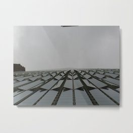 Bottom of 1WTC Metal Print