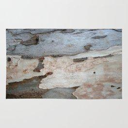 Bark Of A Eucalyptus Tree  Rug