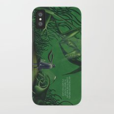 POEM OF INSECTS iPhone X Slim Case