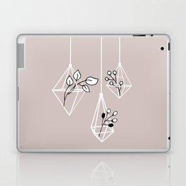 Zen Minimal Botanical Terrarium Laptop & iPad Skin