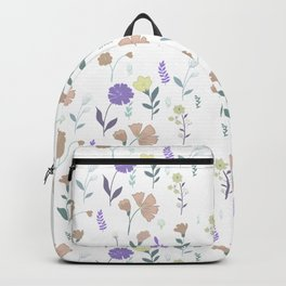 Tulum Floral 4 Backpack