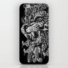 Jaguar Warrior iPhone Skin