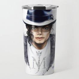 MichaelJackson Travel Mug