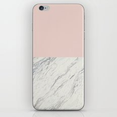 Moon Marble iPhone & iPod Skin
