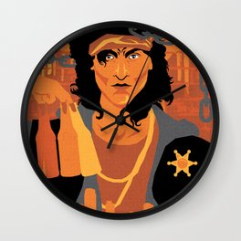 THE WARRIORS :: THE ROGUES Wall Clock