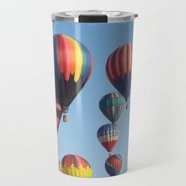 Balloons Arising Travel Mug