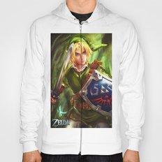 Link - Legend of Zelda Hoody