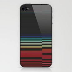Let's Stripe iPhone & iPod Skin