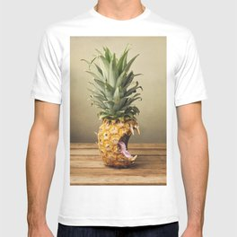 Pineapple is hungry T-shirt