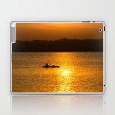 Sunset trip Laptop & iPad Skin